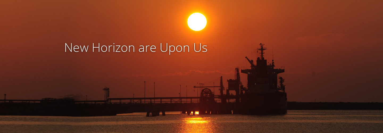 New Horizon are Upon Us