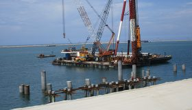OFFSHORE PILING 4