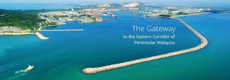 The Gateway to the Eastern Corridor of Peninsular Malaysia