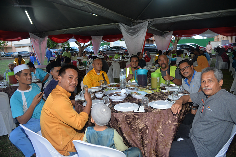 Buka Puasa Full Table